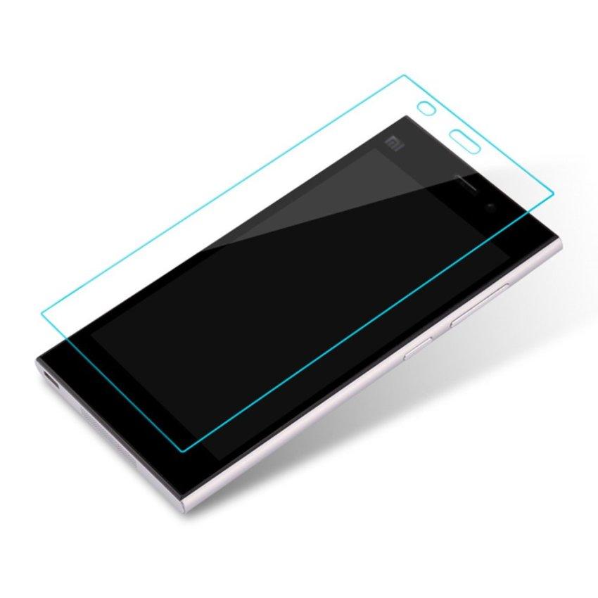 Zisure Premium Tempered Glass Screen Protector for Xiaomi Mi 3 (Ultra Clear) (Intl)