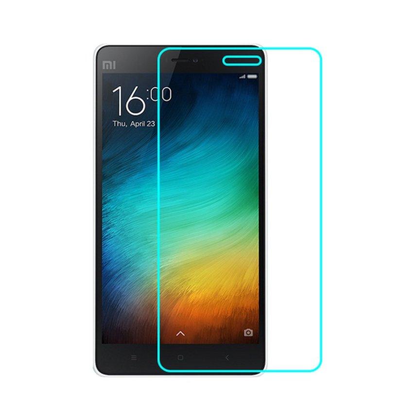 Zisure Premium Tempered Glass Screen Protector for Xiaomi Mi 4i (Ultra Clear) (Intl)