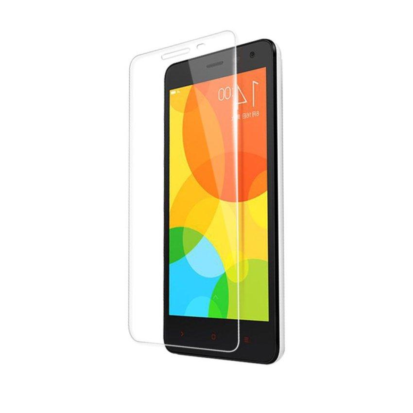Zisure Premium Tempered Glass Screen Protector for Xiaomi RedMi 2 (Ultra Clear) (Intl)