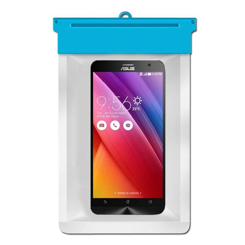 Zoe Asus Zenfone 2 Waterproof Bag Case - Biru