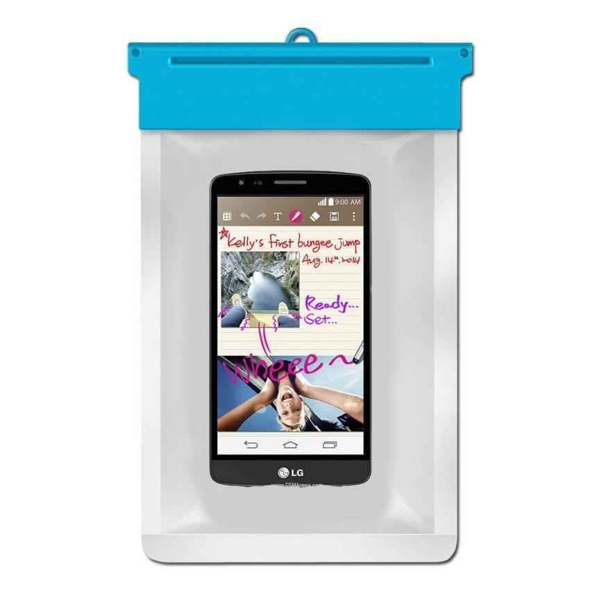 Zoe LG G3 Stylus Waterproof Bag - Biru