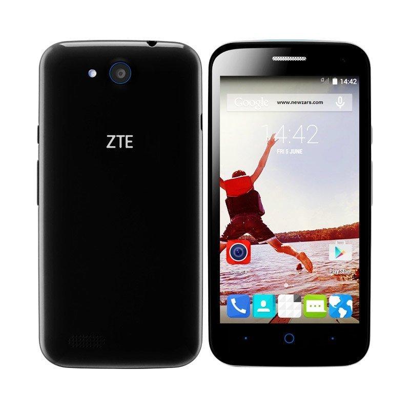 ZTE Blade Q Lux - 4G - 8GB - Putih