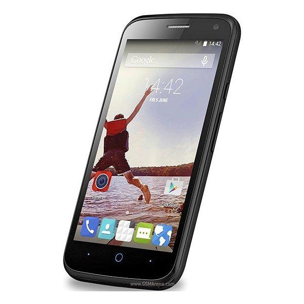 ZTE Blade Qlux 4G - LTE - Android OS, v4.4.4 (KitKat) - 8 GB - Hitam