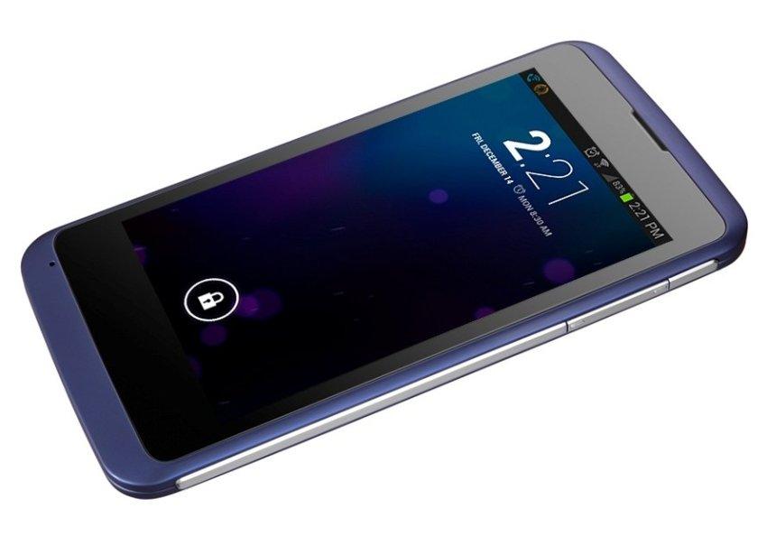 Zte Kis 3 V811 - 4gb - Dark Blue