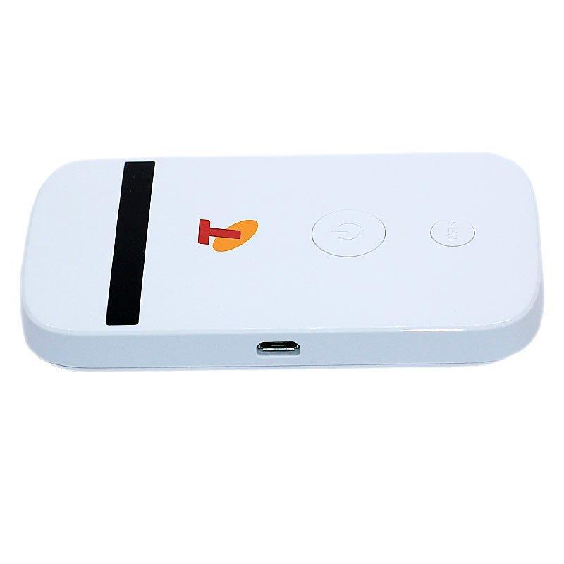 ZTE MF90 Modem Wifi 4G Telkomsel XL Indosat Speed 100 Mbps