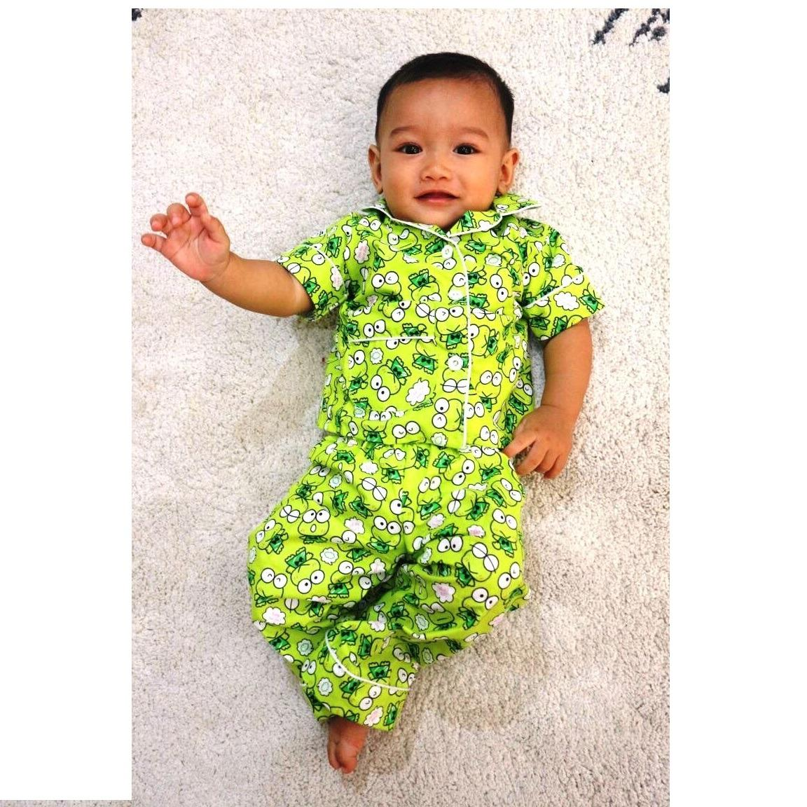 Empat Lima Enam Laki Baju Bayi Cek Harga Terkini Dan Pleu T Shirt Smart Sweet 2 Tahun Putih Set Piama