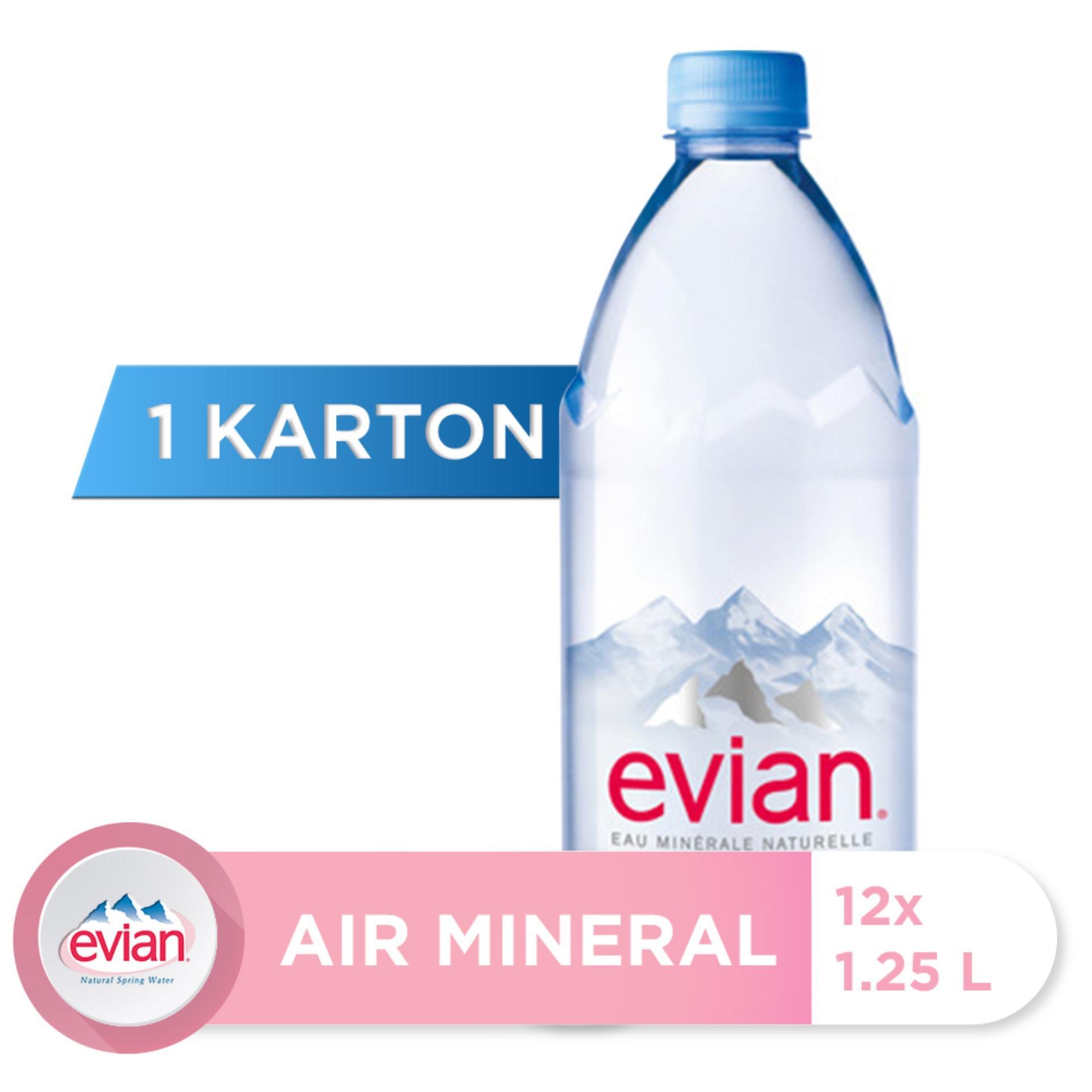 Jual Produk Facial Spray Evian Terlengkap 300ml Air Murni