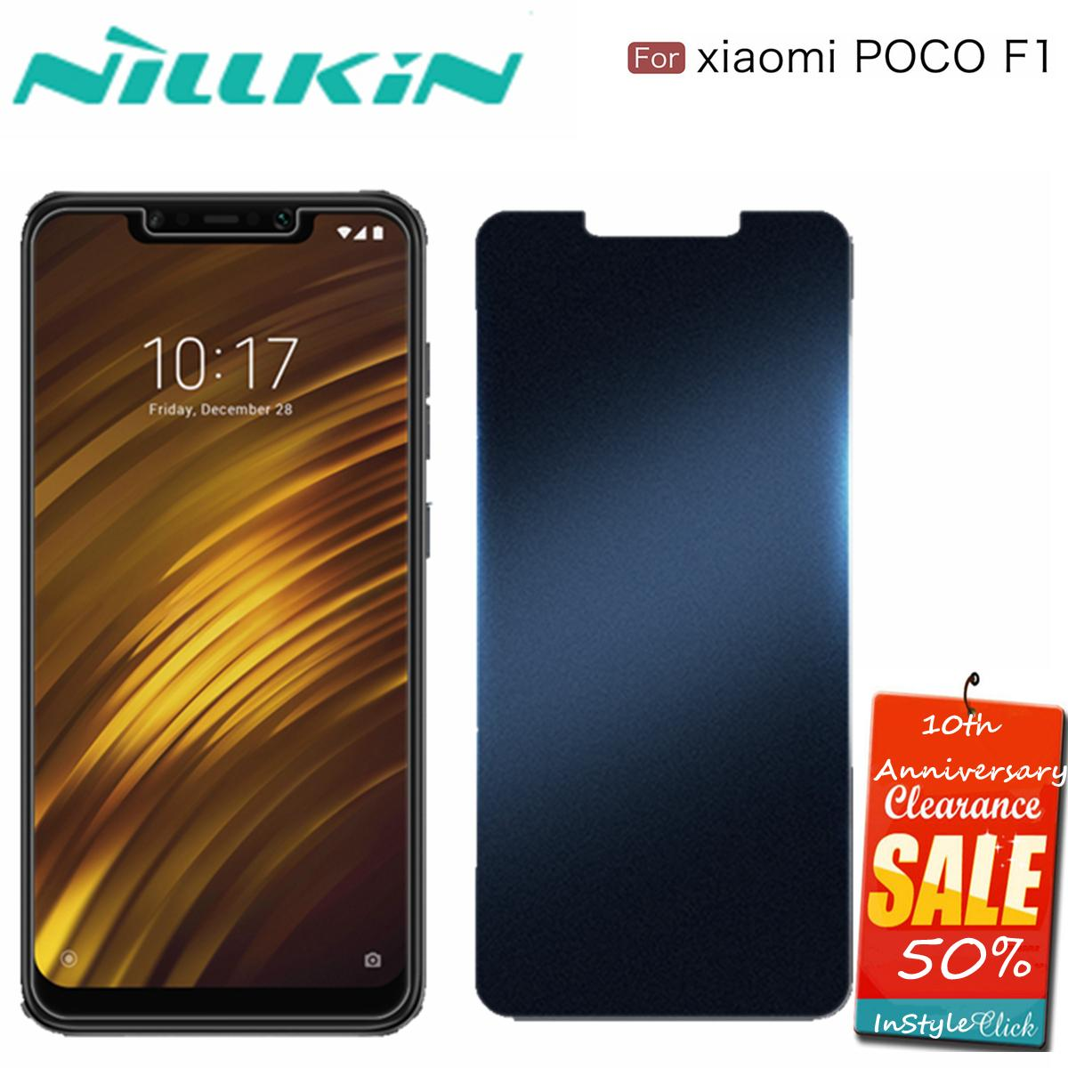 NILLKIN Amazing H+PRO Tempered Glass Screen Protector Anti-Explosion for Xiaomi Pocophone F1