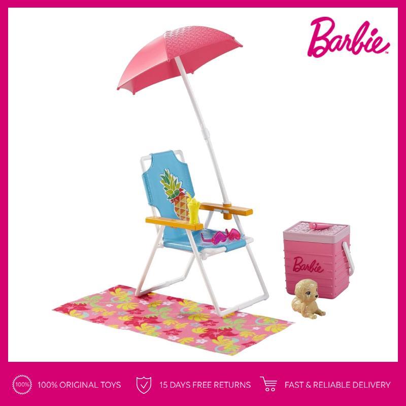 Mainan Tas Barbie Terlangkap  a17185c618