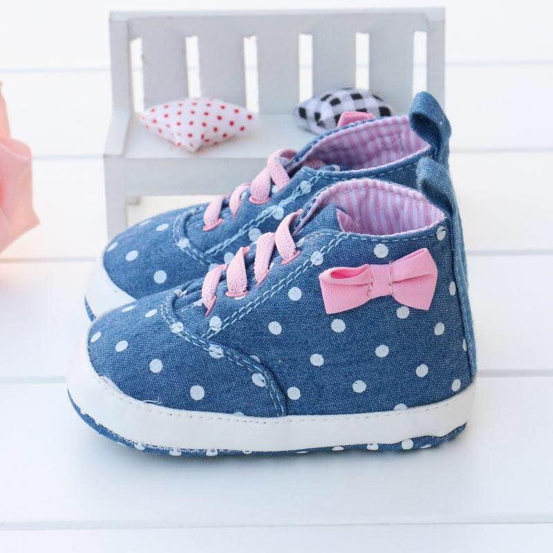 Sepatu Boots Bayi Perempuan