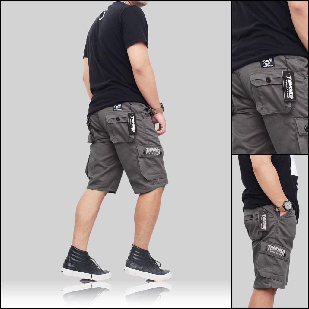 Pakaian Pria Celana Dalam Boxer Import Super Soft Cargo