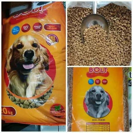 Makanan Anjing Terbaik | Lazada