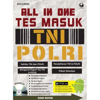 All In One Tes Masuk TNI/Polri (Edisi Revisi)