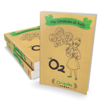 Buku Kita - The Chronicles of Audy O2
