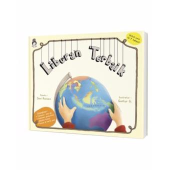 buku Liburan Terbaik dari Rabbit Hole harga diskon