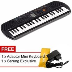 Casio Mini Keyboard SA-77 Include Adaptor