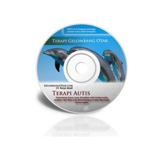 CD TERAPI GELOMBANG OTAK - TERAPI AUTIS