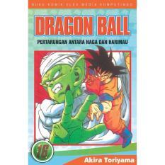 Dragon Ball Vol. 16 (Terbit Ulang)