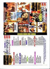 DVD KOMPILASI LAGU INDIA PILIHAN