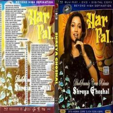 DVD LAGU INDIA SHREYA GHOSHAL