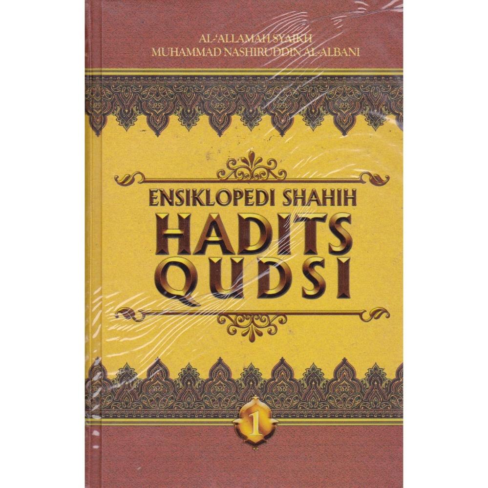 Ensiklopedi Shahih Hadits Qudsi 2 Jilid -Duta Ilmu - Syaikh Muhammad Nashiruddin al Albani