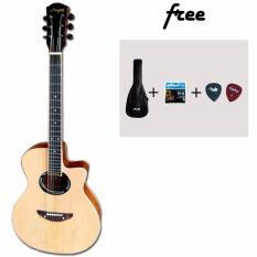 Cepat berubah portabel sendirian Capitol Tune tombol pemicu klem untuk folk Gitar Akustik Elektrik Perak. Source · Gitar Akustik Elektrik Marfill APX ...
