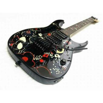 harga Gitar Elektrik Ibanez Jem77fp2 Floral Patern Factory Custom Lazada.co.id