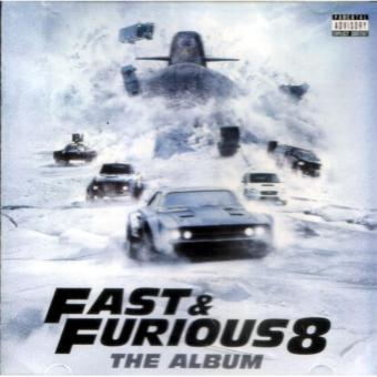 Harga Original Soundtrack Fast & Furious 8