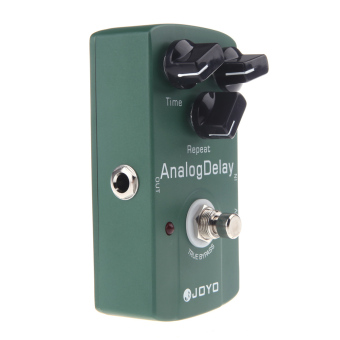 Harga JF-33 Analog Delay Electric Guitar Effect Pedal True Bypass