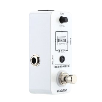 Harga Mooer Micro looper Mini Loop recording Effect Pedal