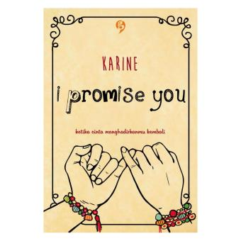 Harga Republik Fiksi Novel I Promise You