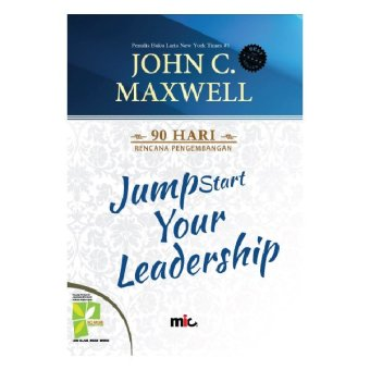 Harga MIC Publishing Buku JumpStart Your Leadership - John C. Maxwell
