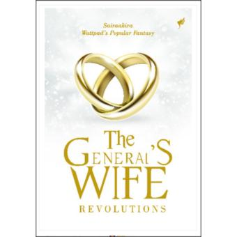 Harga The Generals Wife: Revolutions Seri The General's Wife #1