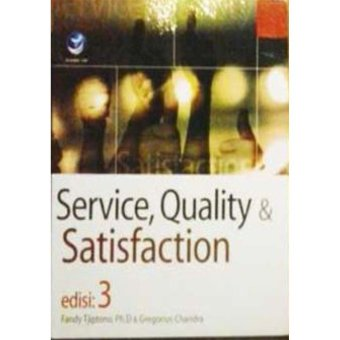 Andi Publisher - Service, Quality & Satisfaction Edisi 3