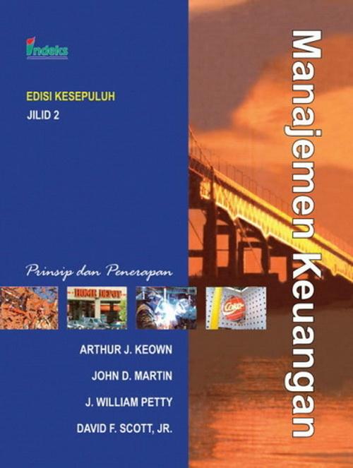 Indeks - Manajemen Keuangan Edisi 10 Jilid 2 - Arthur J. Keown