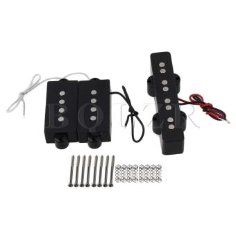 JB Bridge pickup bass PB bass pickup Hitam
