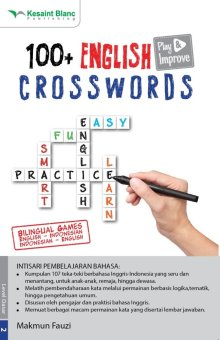 Gambar Kesaint Blanc 100+ English Crosswords