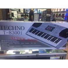 Keyboard piano techno t 8300 i keyboard techno t8300imurah piano techno