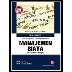 MANAJEMEN BIAYA : Penekanan Strategis 1 ed. 5