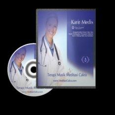 Meditasi Cakra Pengembangan Karir Medis - E04