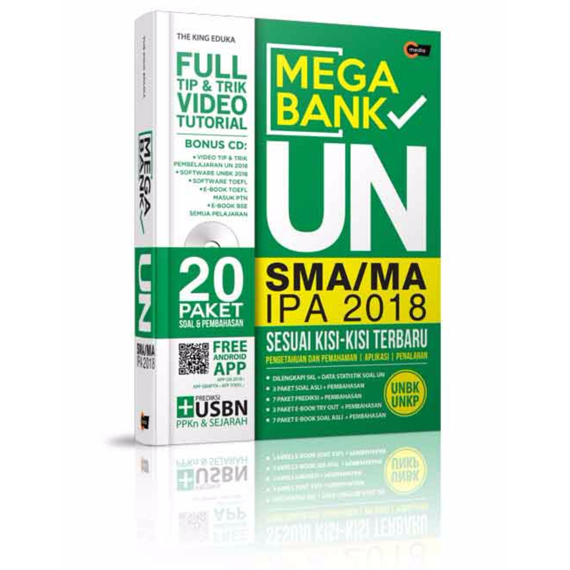 ... Cheap online Mega Bank UN SMA MA IPA 2018