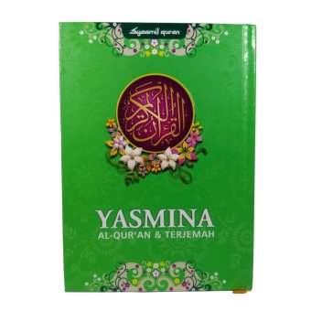 Harga Nabawi Al Quran Wanita Yasmina Hardcover A6 Hijau Terbaru klik gambar.