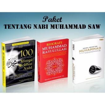 Pelacakan Harga Paket Buku Nabi Muhammad ...