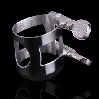 Perfect Metal Alto Saxophone Sax Mouthpiece Silver #6 New - 5