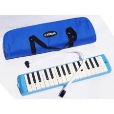 Pianika Yamaha Plus Tas - Biru
