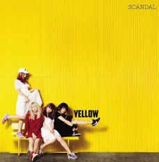 Sony Music Entertainment Indonesia SCANDAL_YELLOW