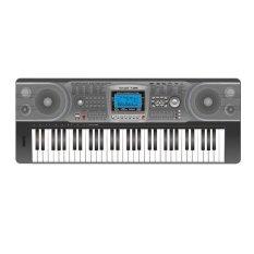 Techno Keyboard T-9890i - Hitam