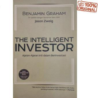 The Intelligent Investor (Edisi Revisi) - Benjamin Graham