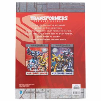 Detail Gambar Transformers Coloring Book L We Bring The Awesome Terbaru