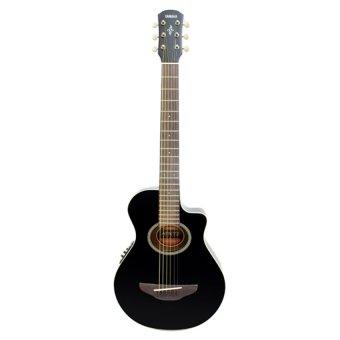 harga Yamaha Gitar Mini Akustik Elektrik APX-T2 - Hitam Lazada.co.id
